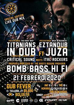 TITANIANS IN DUB / EZTANDUB ft JUZA