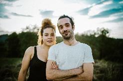 Marcel Lázara i Júlia Arrey - Presentació del disc 'Pedalant endins'