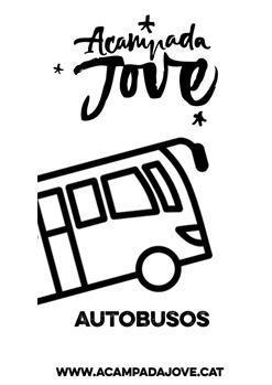 AUTOBUSOS ACAMPADA JOVE 2018