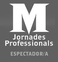 Jornades Professionals 2021 - Espectador/a