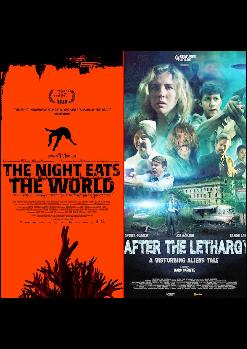 Sesión doble: The Night Eats The World (Dominique Rocher, 2018) y After The Lethargy (Marc Carreté, 2018)