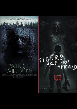 Sesión doble: The Witch In The Window (Andy Mitton, 2018) y Tigers Are Not Afraid (Issa López, 2017)