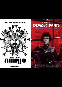 Sesión doble: Amigo (Óscar Martín, 2019) y Dogs don't wear pants (J.-P. Valkeapää, 2019)