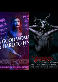 Sesión doble: A Good Woman is Hard to Find (Abner Pastoll, 2019) y The Wretched (Brett Pierce, Drew T. Pierce, 2019)