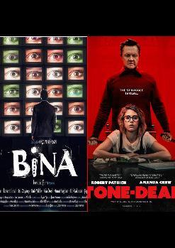 Sesión doble: The Antenna (Orcun Behram, 2019) y Tone-Deaf (Richard Bates Jr., 2019)