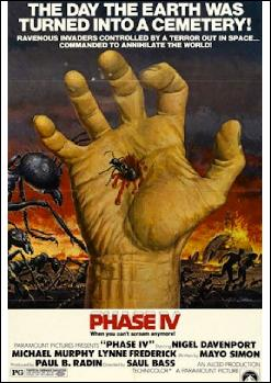 PHASE IV, Saul Bass, 1974