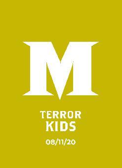MOSTRA DE CURTMETRATGES DE TERROR PER A NENS. Projecció d'una selecció de curtmetratges de terror per per a nenes i nenes entre 6 i 9 anys (durada 32 minuts)
