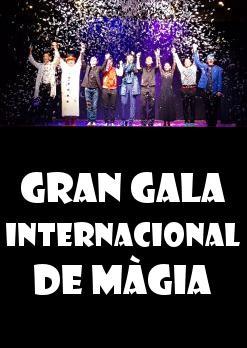 Gran Gala internacional de màgia