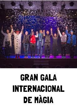 Gran Gala internacional de màgia 2020